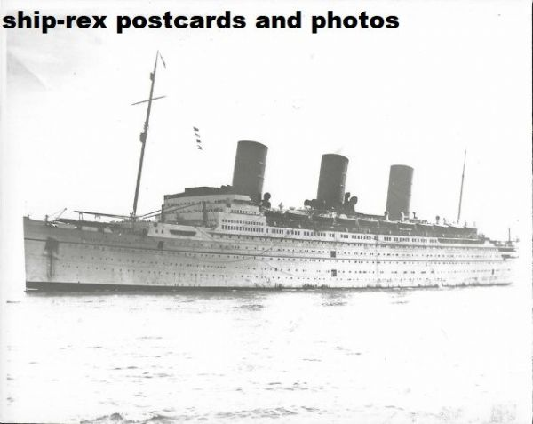 EMPRESS OF BRITAIN (1931, Canadian Pacific) photo (b)